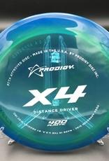 Prodigy Prodigy X4 400 Blue 173g 13/5/-2.5/2