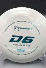 Prodigy Prodigy D6 400G Grey 174g 12/6/-4/1