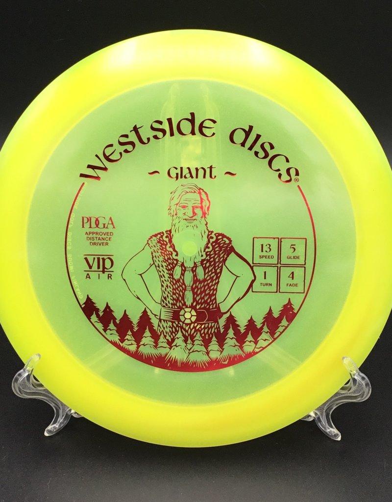 Westside Discs Westside Giant VIP Air Yellow 154g 13/5/1/4