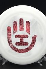 Dynamic Discs Dynamic Discs Judge Classic Blend Big Handeye Supply Stamp Grey 174g 2/4/0/1