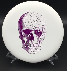 Westside Discs Westside Discs Shield BT Medium Happy Skull Stamp White 173g 3/3/0/1