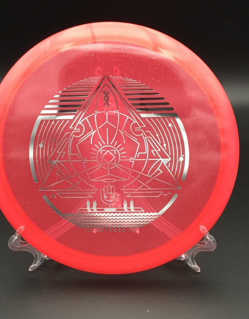 Dynamic Discs Dynamic Discs EMAC Truth Lucid Handeye Supply Altered State Transparent Pink 177g 5/5/0/2