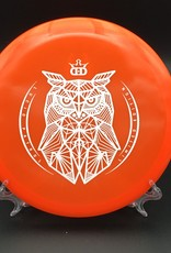 Dynamic Discs Dynamic Discs Patrol Lucid Orange Geometric Stamp 174g 5/5/-3/1
