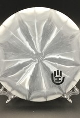 Dynamic Discs Dynamic Discs Deputy Prime Burst Grey Small Handeye Supply Stamp 174g 3/4/-1.5/0