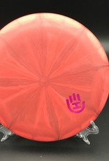 Dynamic Discs Dynamic Discs Warden Prime Burst Red Small Handeye Supply Stamp 174g 2/4/0/0.5