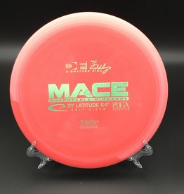 Latitude 64 Mace Zero Hard David Feldberg Signature Red 174g 5/5/0/2