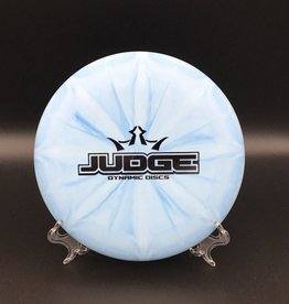 Dynamic Discs Dynamic Discs Judge Prime Moonshine Burst Blue 174g 2/4/0/1