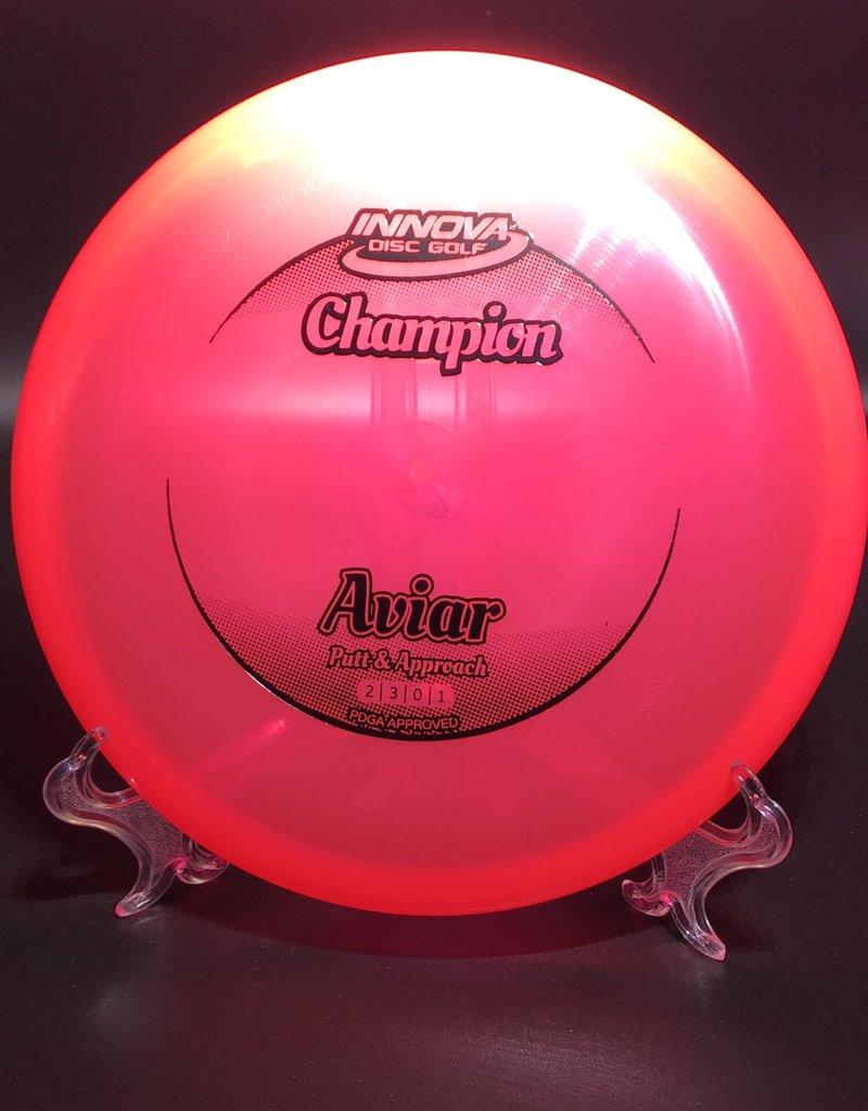 Innova Innova Aviar Champion Pink 167g 2/3/0/1