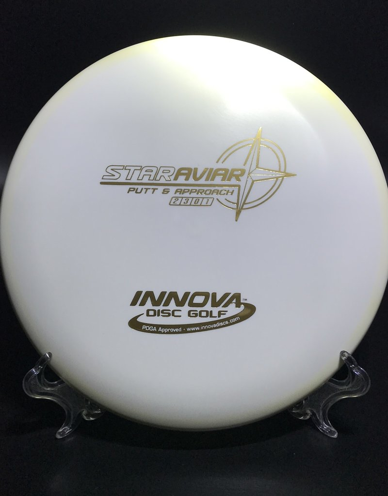 Innova Innova Aviar Star White 150g 2/3/0/1