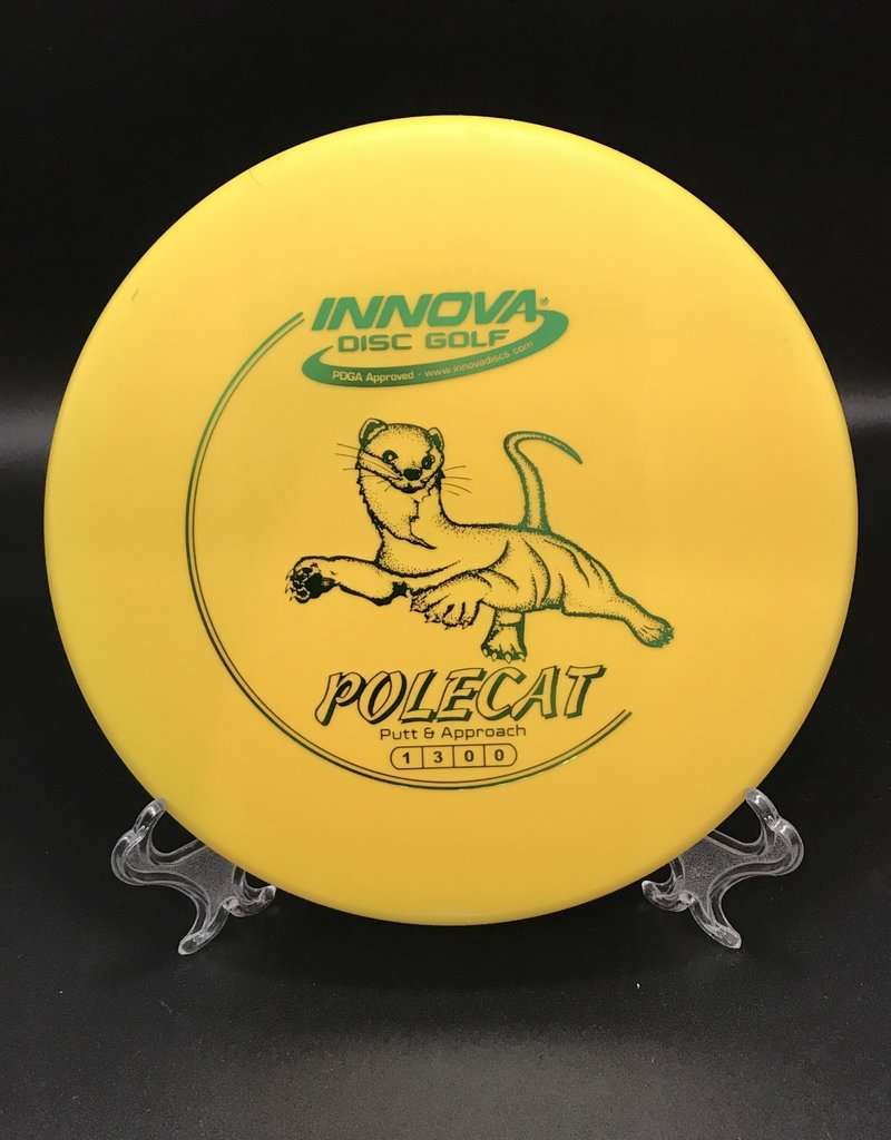 Innova Innova Polecat DX Yellow 146g 1/3/0/0