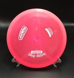 Innova Innova King Cobra Champion Transparent Pink 160g 4/5/0/2