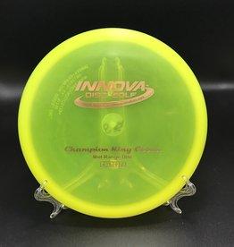 Innova Innova King Cobra Champion Transparent Yellow 168g 4/5/0/2
