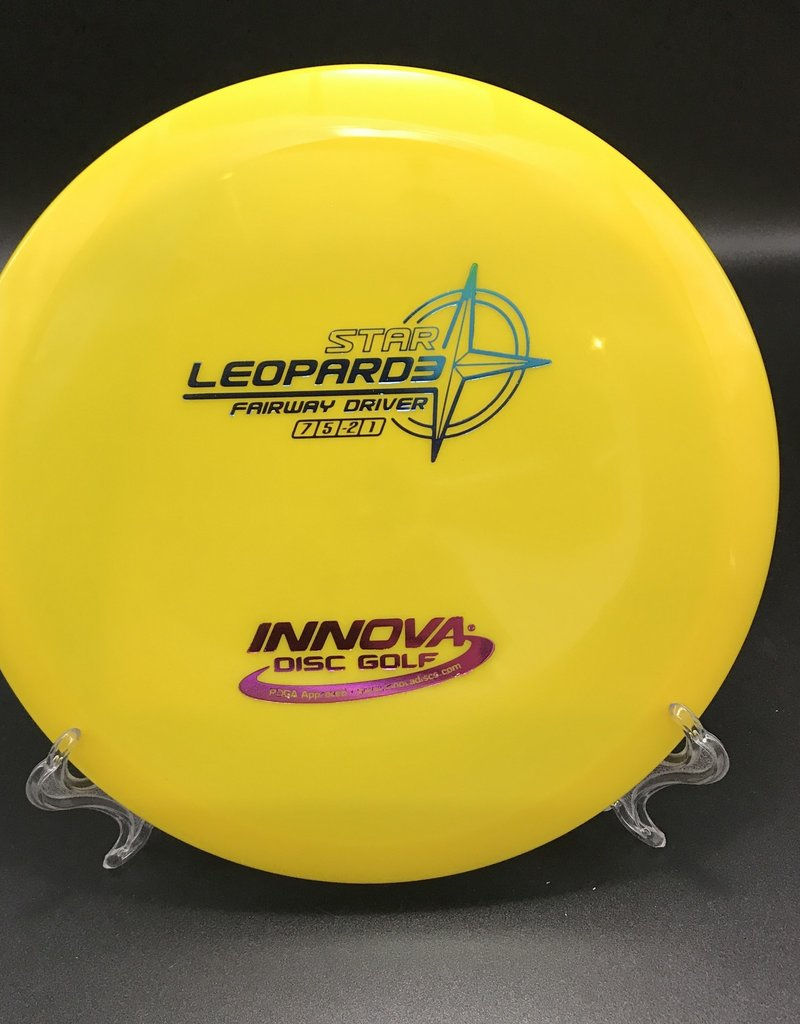 Innova Innova Leopard3 Star Yellow 167g 7/5/-2/1