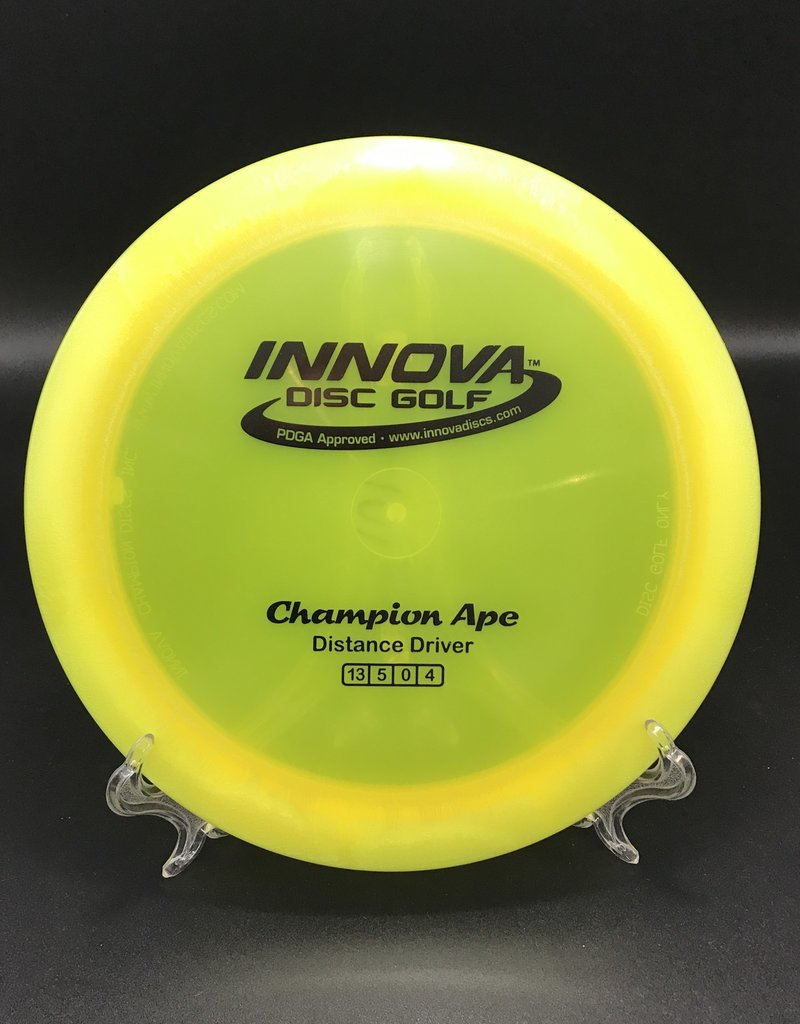 Innova Innova Ape Champion Transparent Yellow 161g 13/5/0/4
