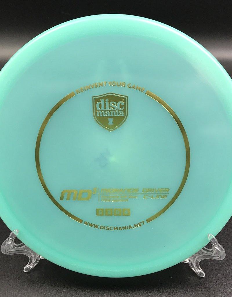 Discmania Discmania MD5 C-Line Blue 175g 5/3/0/4
