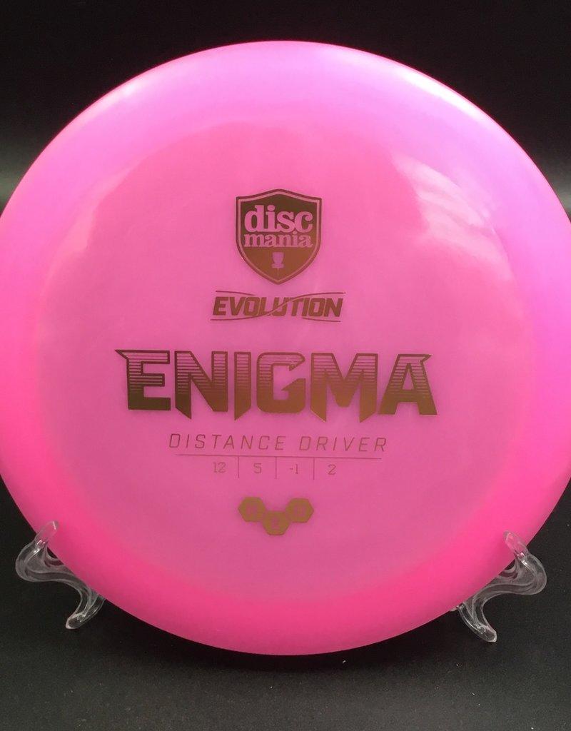 Discmania Discmania Enigma Evolution NEO Pink 166g 12/5/-1/2