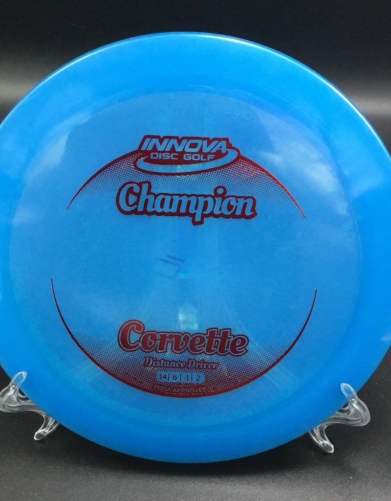 Innova Innova Corvette Champion Blue 171g 14/6/-1/2