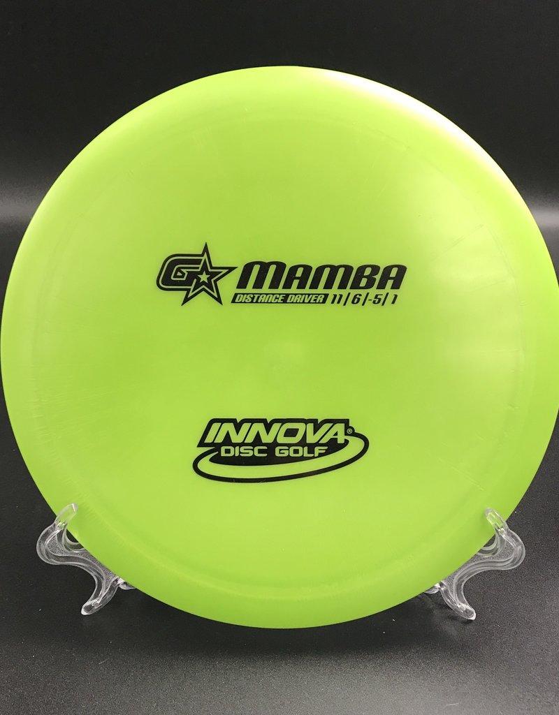Innova Innova Mamba Gstar Green 175g 11/6/-5/1