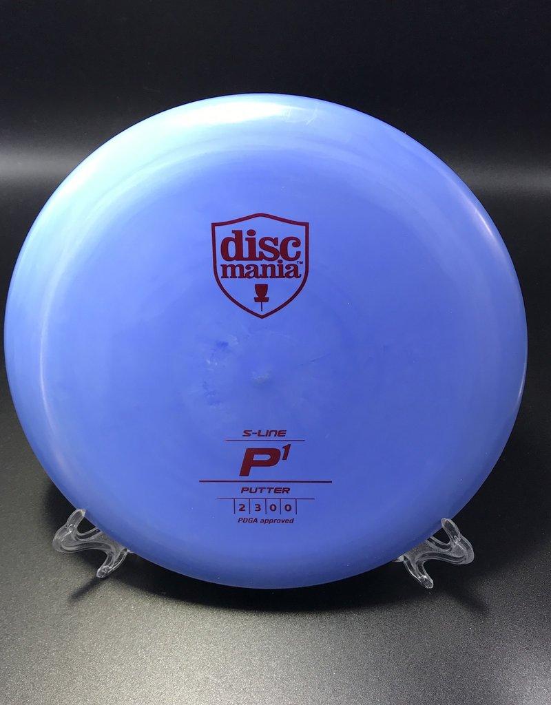 Discmania DiscMania P1 S-Line Blue 175g 2/3/0/0
