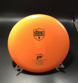 Discmania DiscMania P1 S-Line Blood Orange 171g 2/3/0/0
