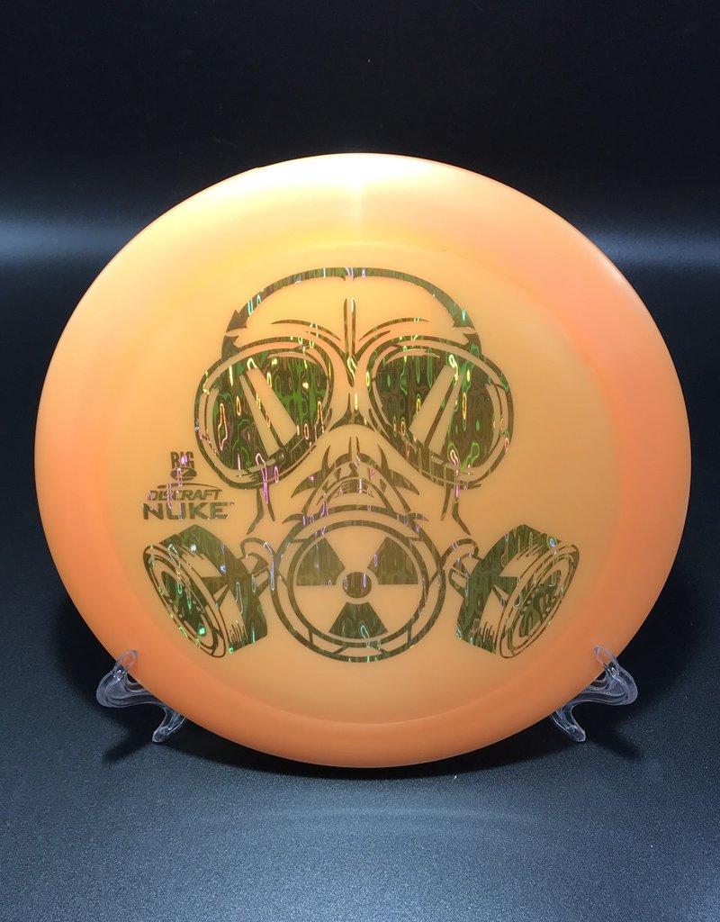 Discraft Nuke Big Z-Line Orange 175g 13/5/-1/3