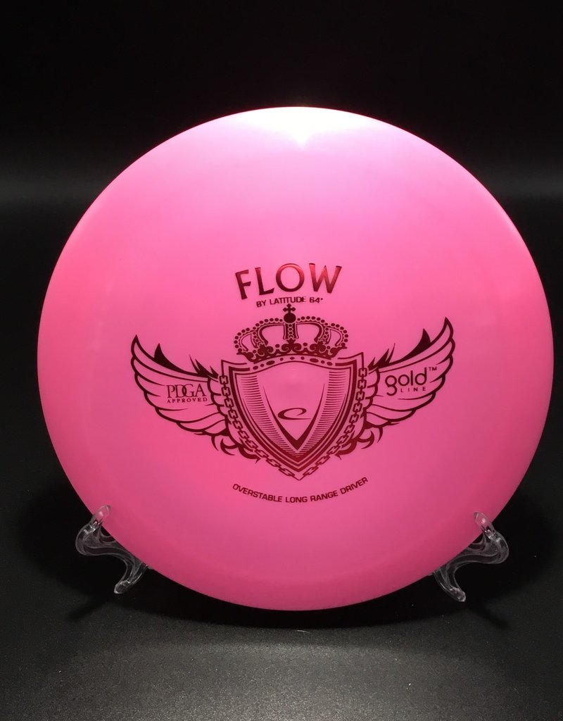 Latitude 64 Gold Flow New Stamp Pink 174g 11/6/-0.5/2