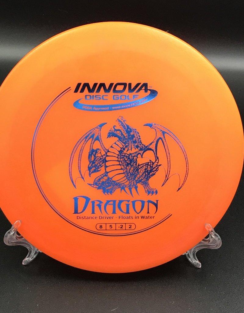 Innova Innova Dragon DX Orange 156g 8/5/-2/2