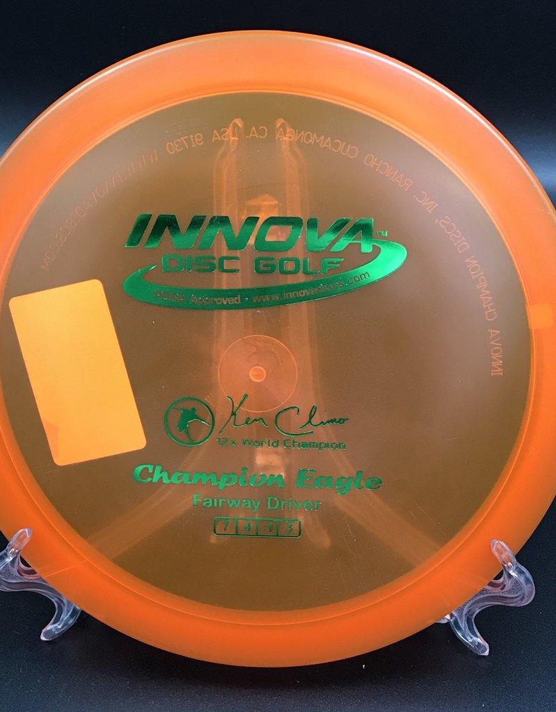 Innova Innova Eagle Champion Orange 175g 7/4/-1/3
