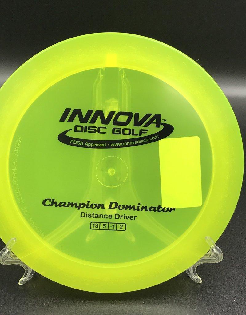 Innova Innova Dominator Champion Yellow 175g 13/5/-1/2