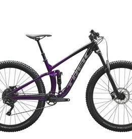 TREK Fuel EX 5 Deore M 29 Trek Black/Purple Lotus