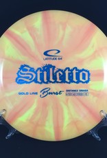 Latitude 64 Stiletto Gold Burst Sunburst 175g 13/3/0.5/5