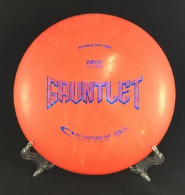 latitude 64 Latitude 64 Gauntlet Zero Hard Red 173G 2/4/0/1