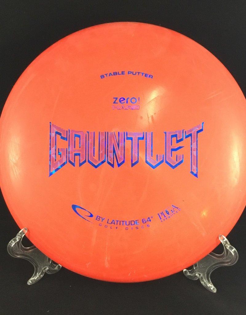 latitude 64 Latitude 64 Gauntlet Zero Hard Red 173G 2/4/0/1