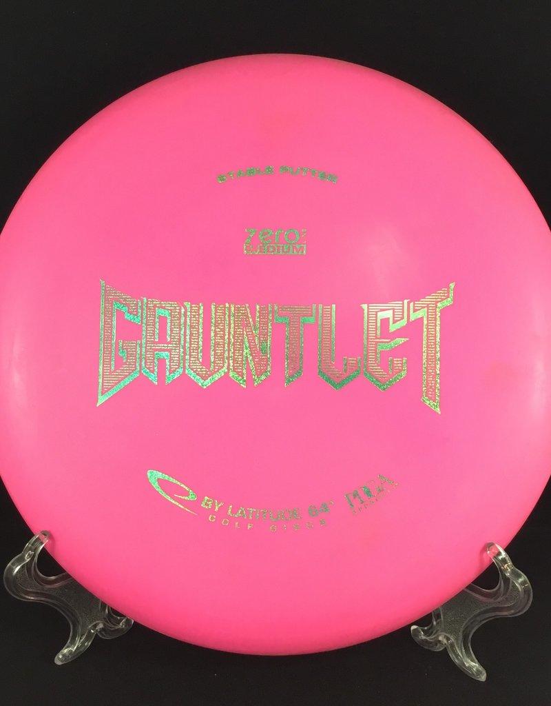 Latitude 64 Gauntlet Zero Medium Pink 174G 2/4/0/1