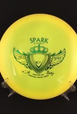 Latitude 64 Spark Gold Yellow Dave Feldberg 174g 7/4/-0.5/3