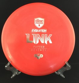 Discmania Discmania Link Evolution EXO Soft Red 174g 2/3/0/1