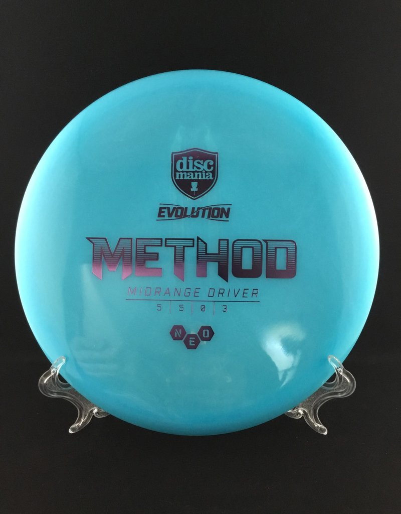 Discmania Discmania Method Evolution Neo Blue 175g 5/5/0/3