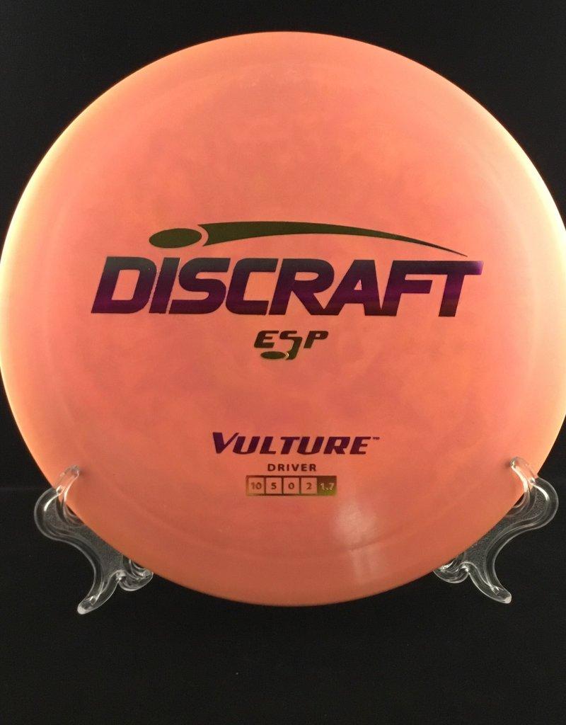 Discraft Vulture ESP Pink 173g 10/5/0/2