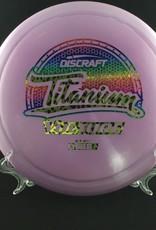 Discraft Titanium Vulture Purple 175 10/5/0/2