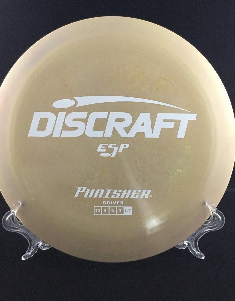 Discraft Punisher Esp Brown 170g 12/5/0/3