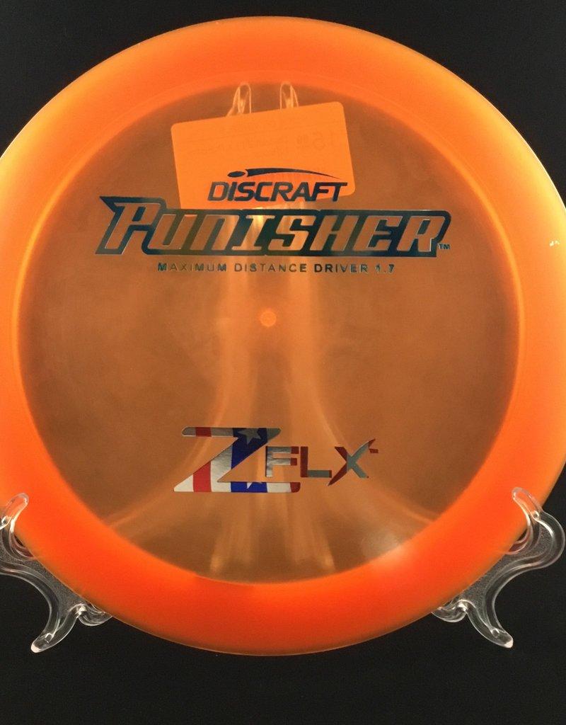 Discraft Punisher ZFLx Orange 173g 12/5/0/3