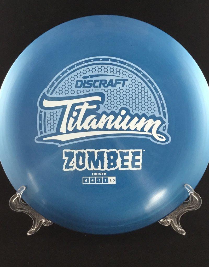 Discraft Zombee Titanium Blue 179g 6/4/-1/1