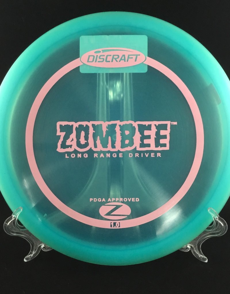 Discraft Zombee Z Teal 176g 6/4/-1/1