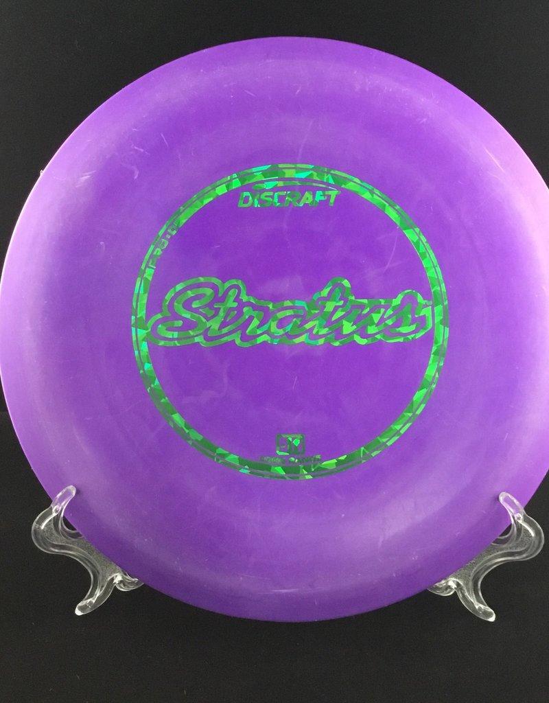 Discraft Stratus D Purple 165g 5/5/-3/1