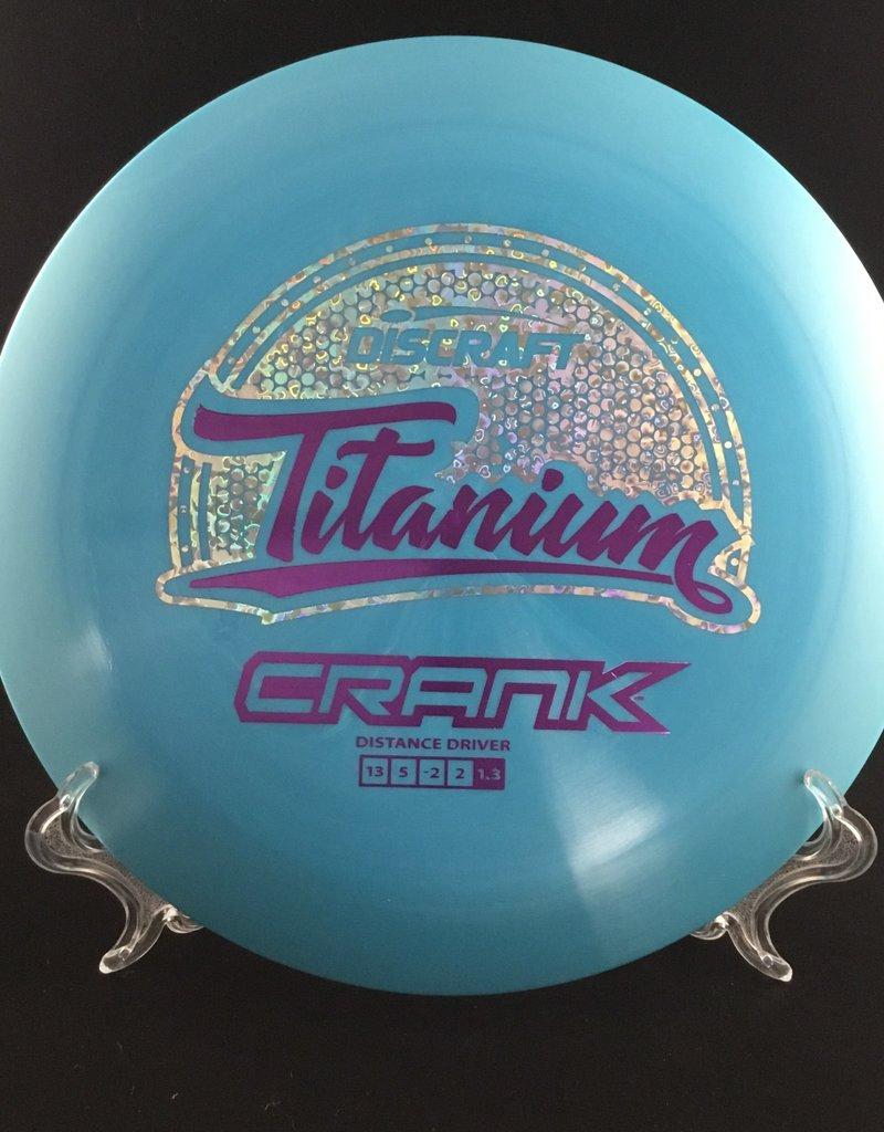 Discraft Crank Titanium Blue 174g 13/5/-2/2