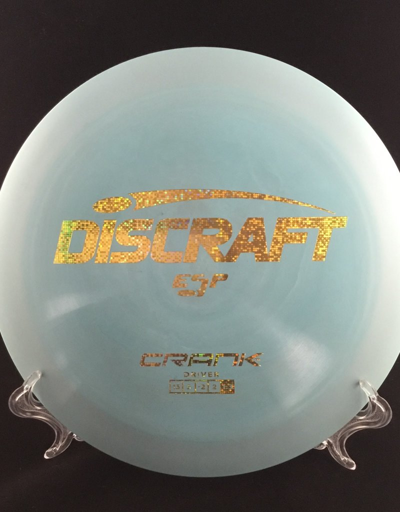 Discraft Crank ESP Blue 176g 13/5/-2/2