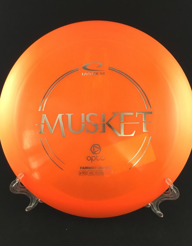 Latitude 64 Musket Opto Orange 169g 10/5/-0.5/2