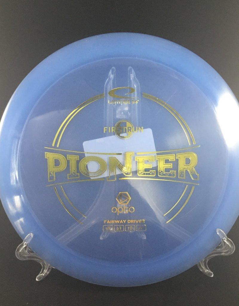 Latitude 64 Pioneer Opto deep blue 175g 9/3/0/4