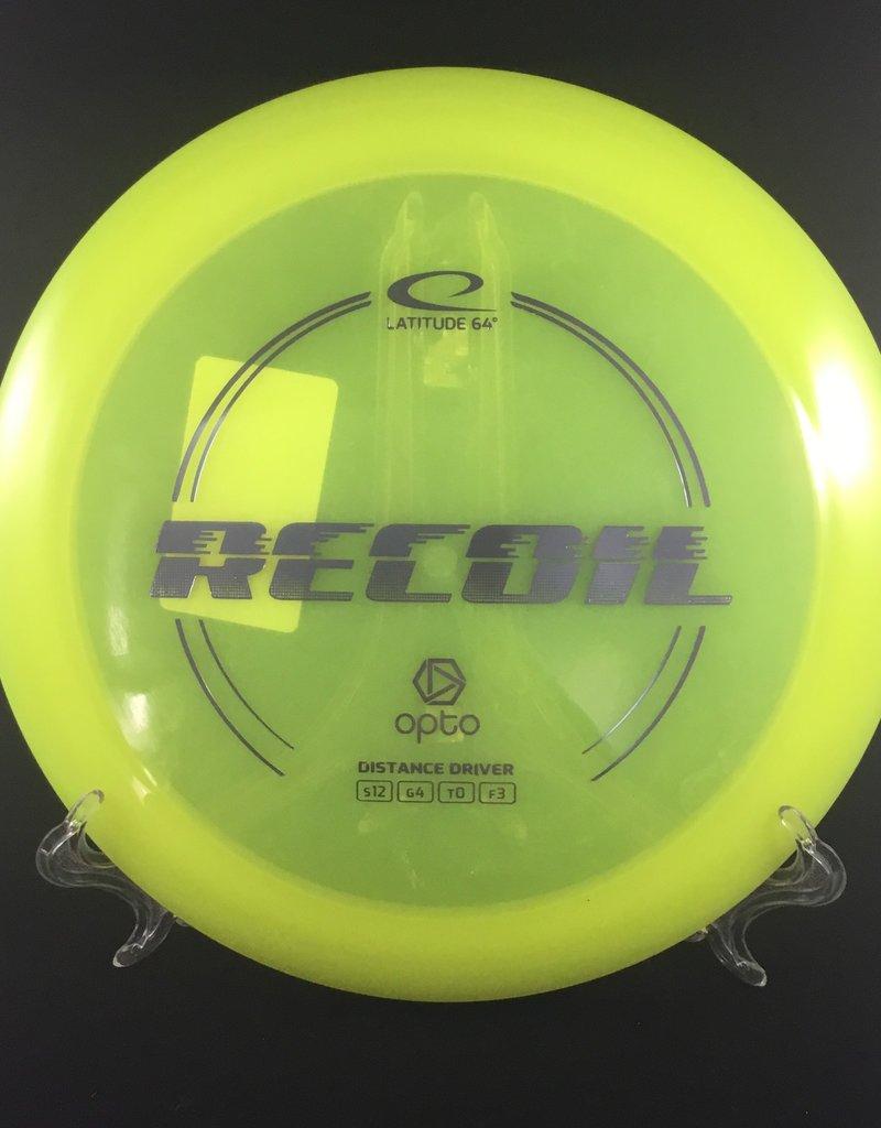 Latitude64 Recoil Opto Yellow 170g 12/4/0/3