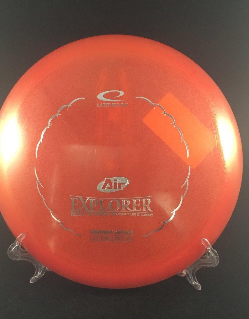 Latitude64 Explorer Opto Air Red 160g 7/5/0/2